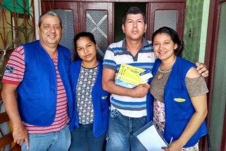 Projeto Como vai você Vega Manaus