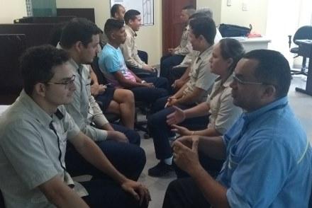 Projeto Encontra RH Vega Manaus
